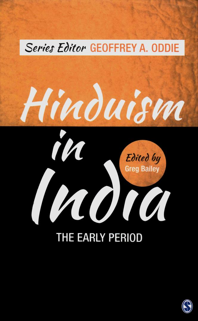 (Image ID 1110) Hinduism in India Cover Scanned
