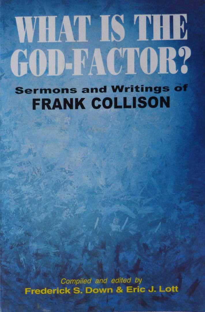 (Image ID 2) What is the God-factor? Book Cover