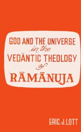 (Image ID 37) God and the Universe in the Vedantic Theology of Ramanuja Book Cover