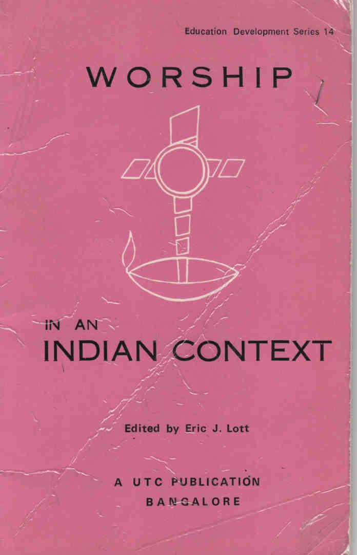 (Image ID 38) Worship in an Indian Context Book Cover