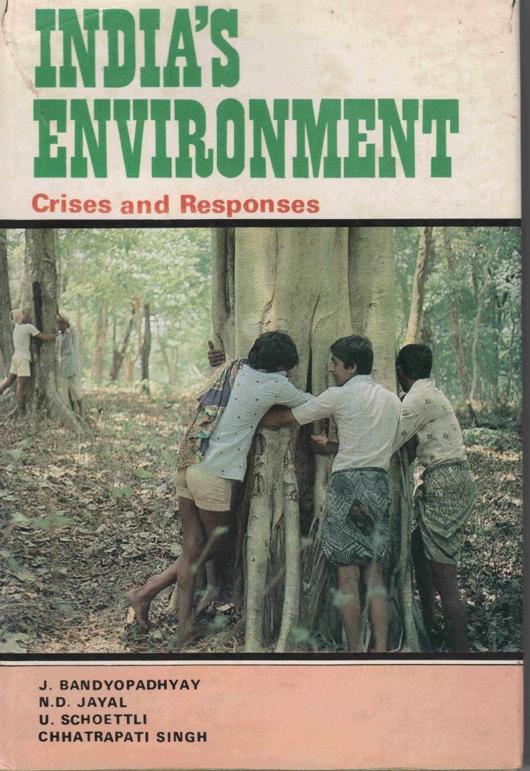 (Image ID 48) India's Environment Book Cover