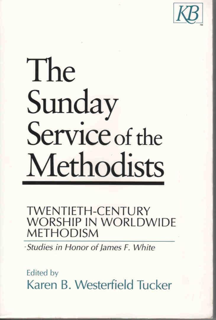 (Image ID 51) The Sunday Service of The Methodists 1996 Cover