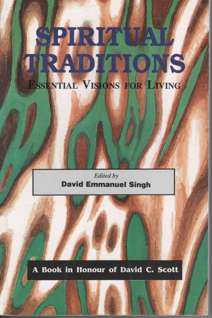 (Image ID 53) Spiritual Traditions Book Cover