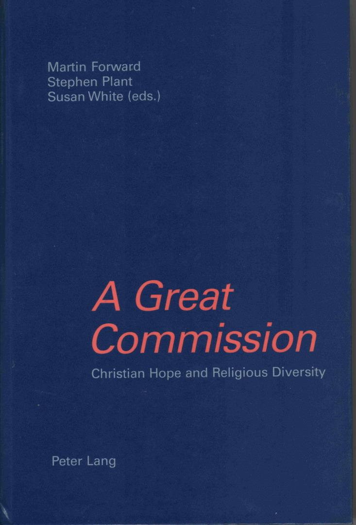 (Image ID 54) A Great Commission Book Cover