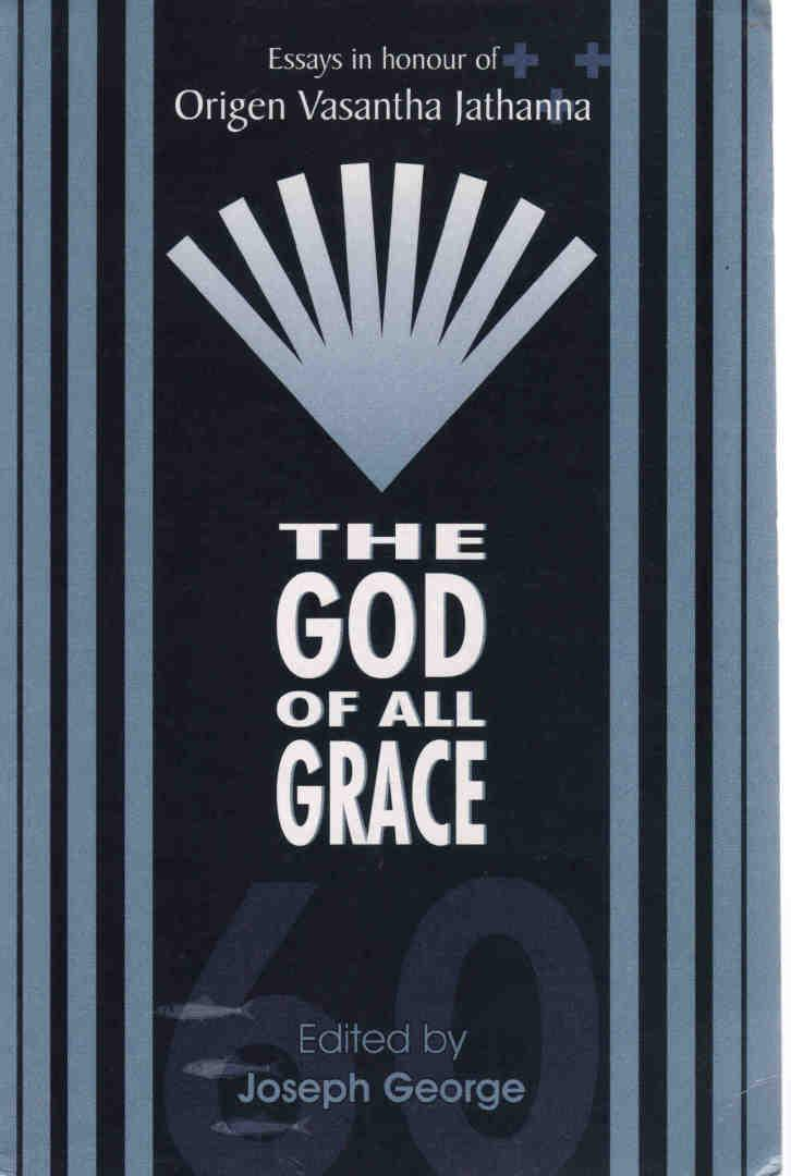 (Image ID 590) God of all Grace Cover