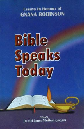 (Image ID 607) The Bible Speaks Today Cover